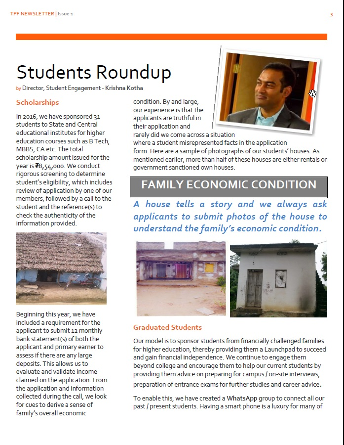 TPF newsletter Q1 page 3
