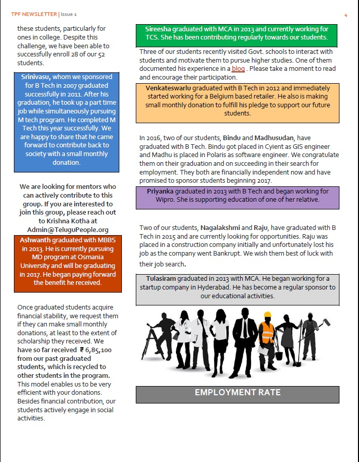 TPF newsletter Q1 page 4