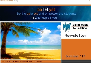TPF caTELyst 2017 Q2 newsletter
