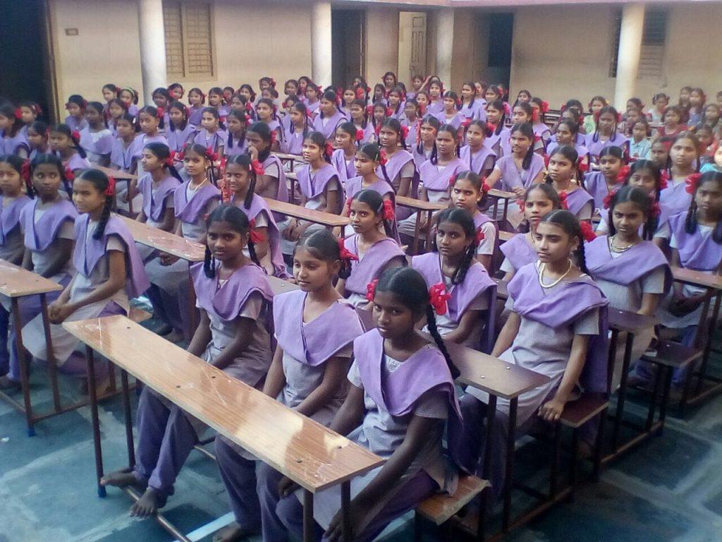 KGBV School, Atchampet Guntur DT