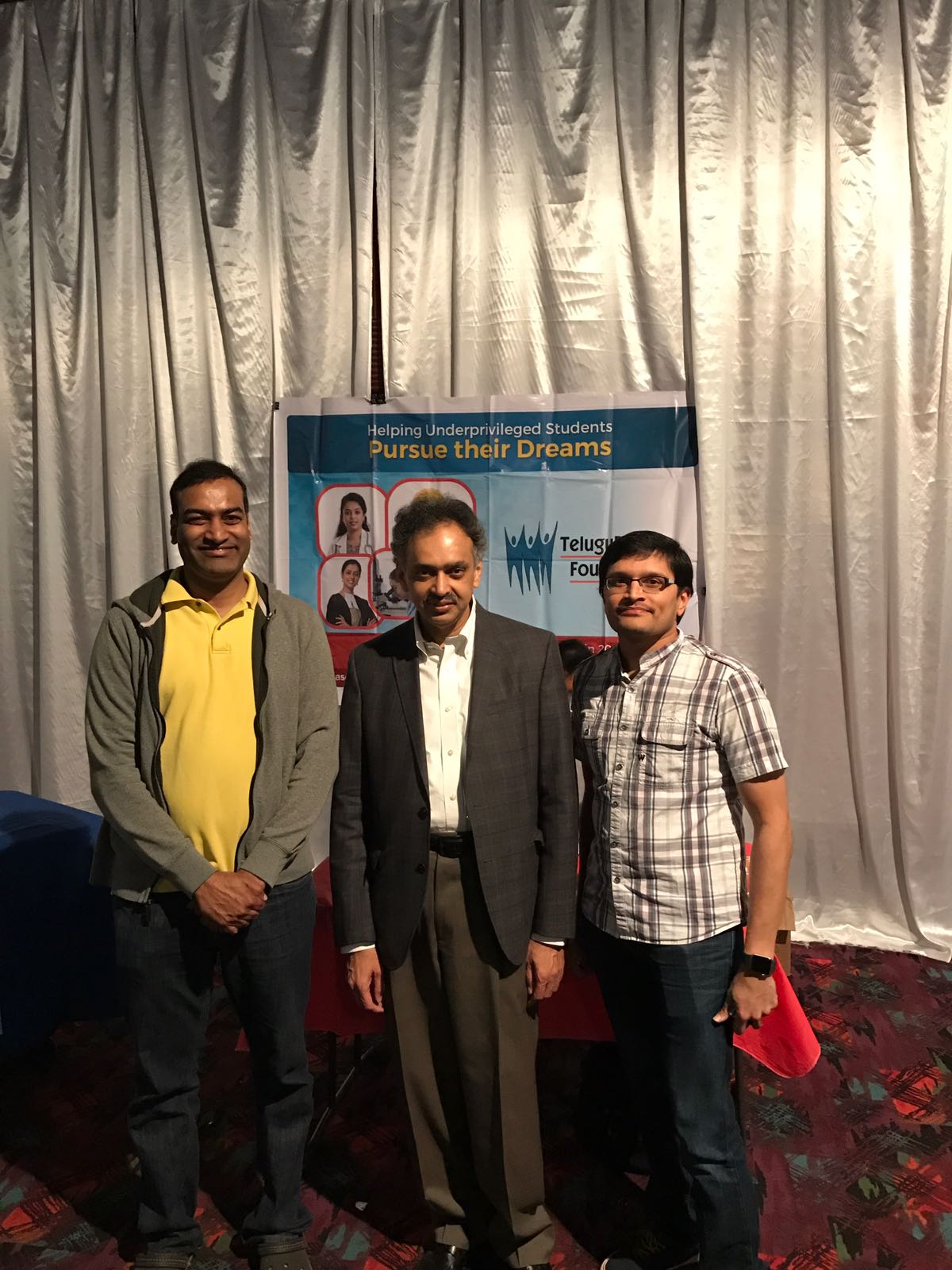 TPF Dhim-Tana 2017 booth 2